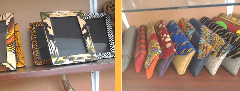 crafts made by made by parents of special needs children in uganda