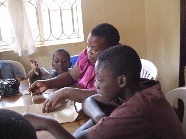 Special needs education, Uganda
